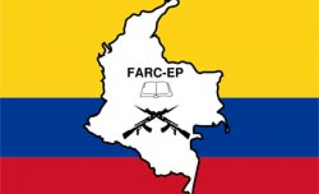 Colombia FARC says to free five hostages