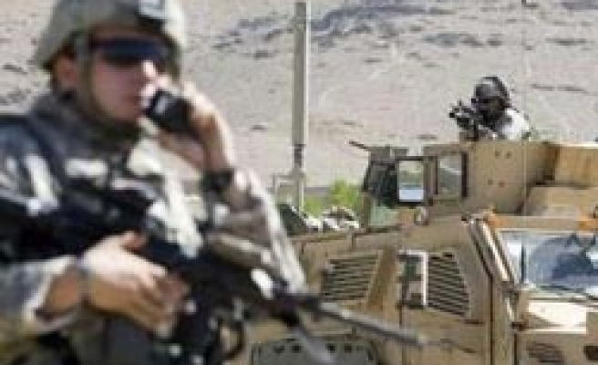 US bans alcohol from guard camp in Afghanistan after abuse