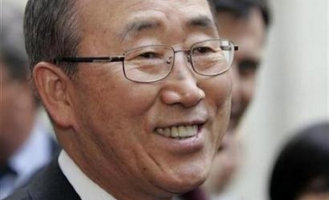 Ban Ki-Moon considers UN troops in Gaza