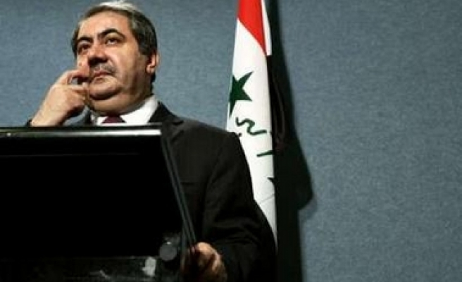 Iraqi FM offers 'trilateral committee'