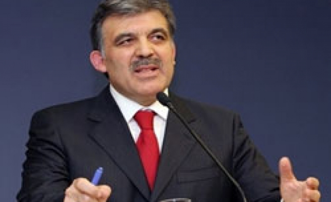 Gul: Iraq does nothing against PKK