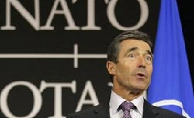 Rasmussen: Ukraine's Crimea offer to Russia not affect joining NATO