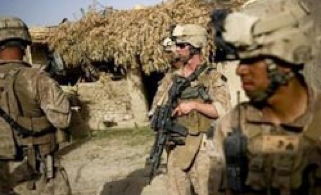 Afghan attacks kill ten foreign troops