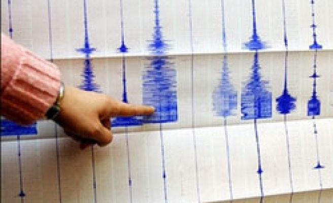 Strong earthquake strikes off Indonesia's Sumatra