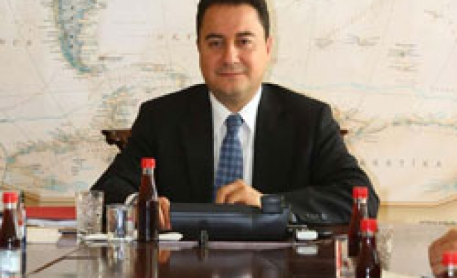 Minister to give press conference on IMF-WBank meetings in Turkey
