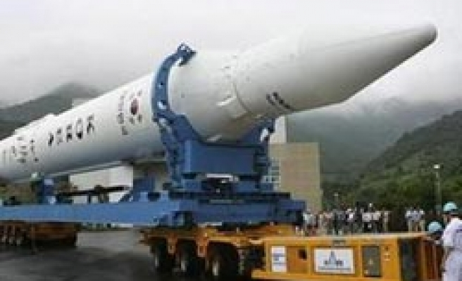 South Korea to try again to launch first space rocket