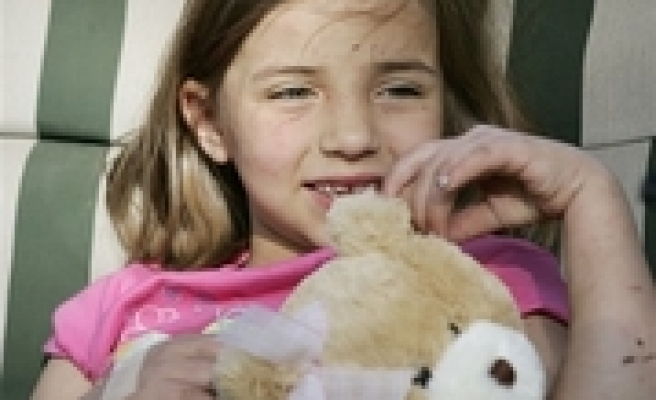 Missing 2 days, 5-year-old found alive