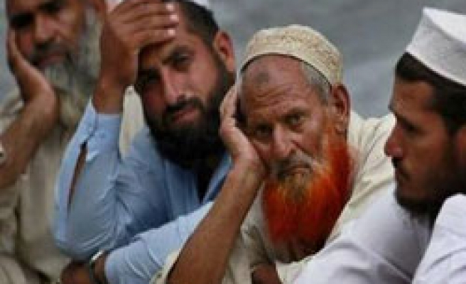 Destroyed Swat force displaced Pakistanis to stay in camp in Ramadan