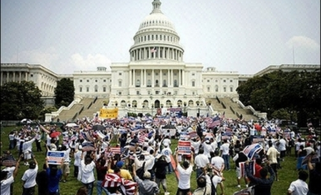 Immigration reform offers 'military option'