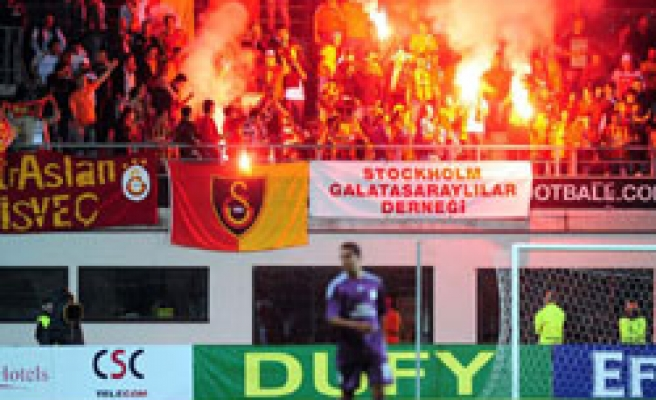 Turkey's Galatasaray advances to Group Stage in Europa League