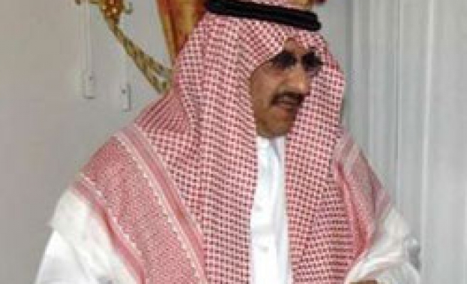 Saudi security minister injured in suicide attack at palace