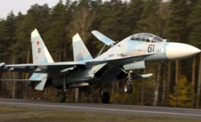Two Belarussian pilots killed at Polish air show