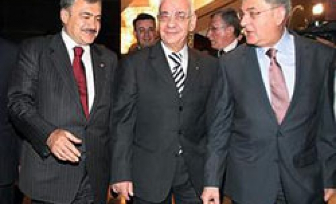 MoU on water use signed between Turkey, Syria, Iraq