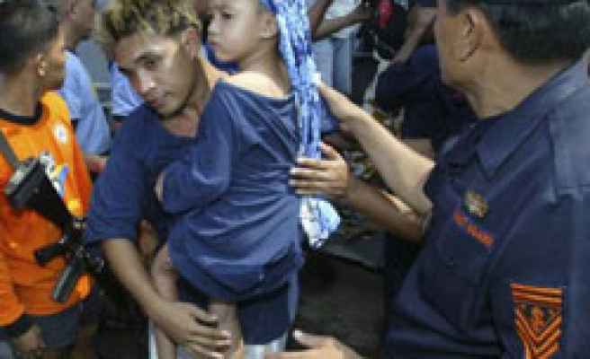 Deaths, misssings as Philippines ferry sinks
