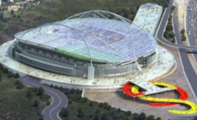Turkey opens tender to sell Galatasaray's stadium plot
