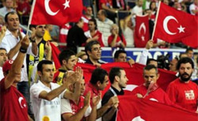 Turkish basketball team suffers first loss against Slovenia
