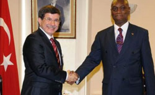 Turkey seeks strong ties with Africa at UN meeting /PHOTO