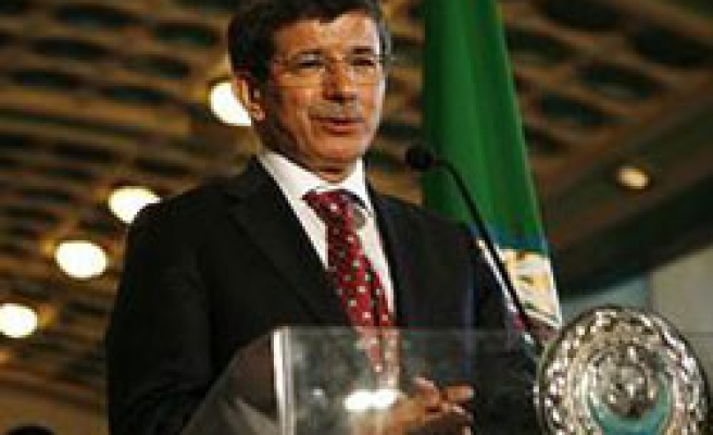 Davutoglu: Turkey, Armenia to sign deal before match