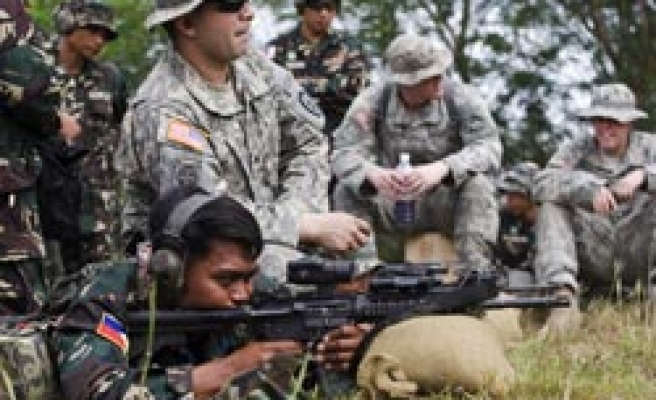 Blast in Muslim land raises questions on US military role in Philippines