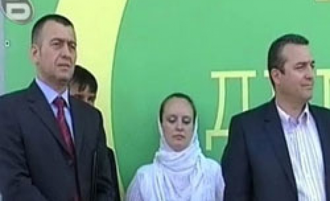 Turks in Bulgaria found country's only Muslim party