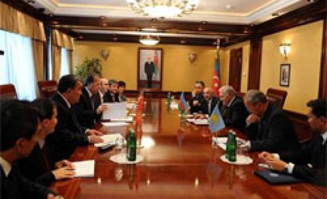 First assembly meeting of Turkic-speaking states end in Baku