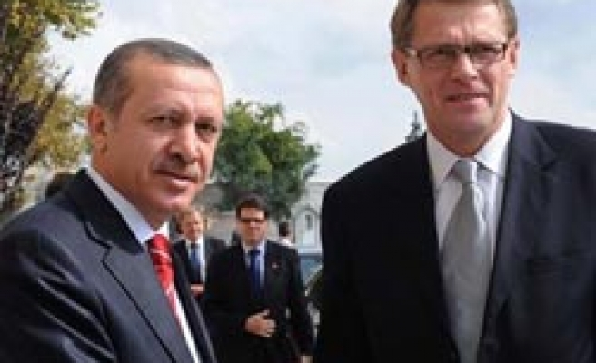 Finland PM says always supports Turkey's EU bid