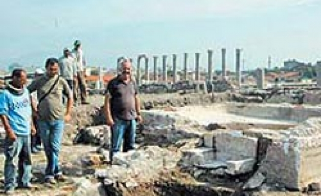 Archaeologists in Turkey finds traces of temple built for Nemesis