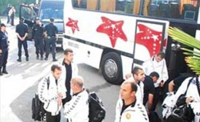 Armenian soccer team in Turkey for World Cup game