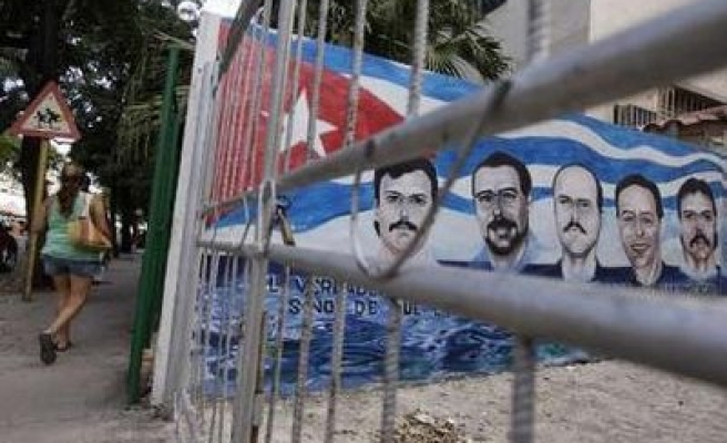 Cuban spy's life term reduced to nearly 22 years
