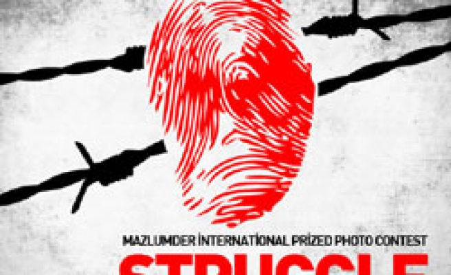 Turkish group holds international photo contest on human rights struggle