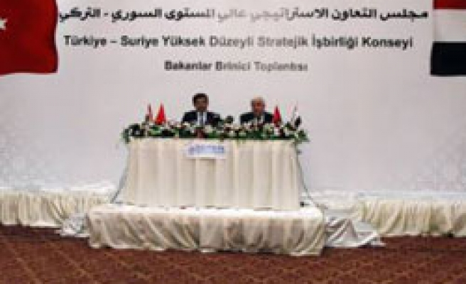 Syria says to hold military exercises with Turkey