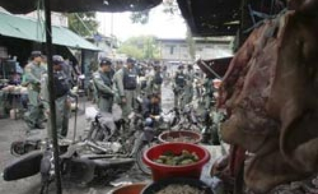 Motorcycle bomb wounds 28 in Yala region