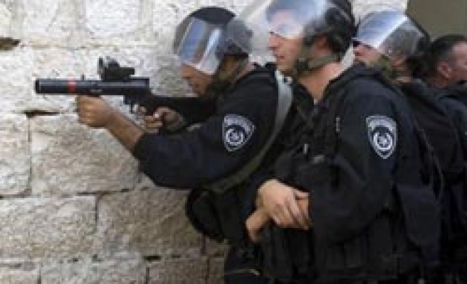 Turkey calls on Israel to free Palestinians arrested at Aqsa mosque