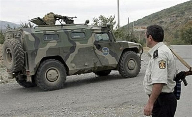 S. Ossetia detains 16 Georgians for 'illegally gathering woods'