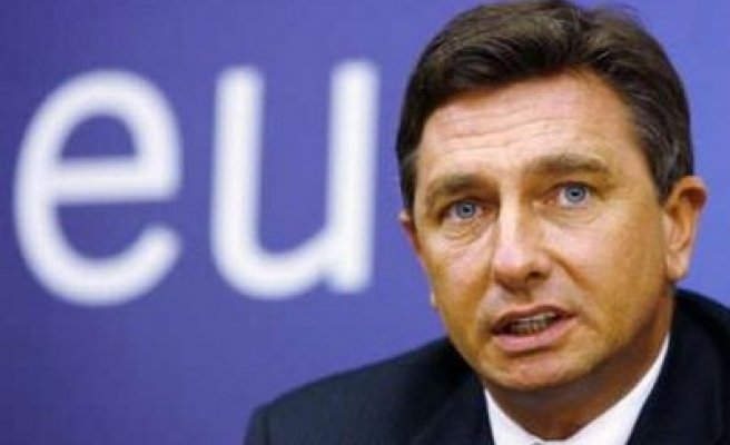 Slovenian PM says cannot survive on his salary