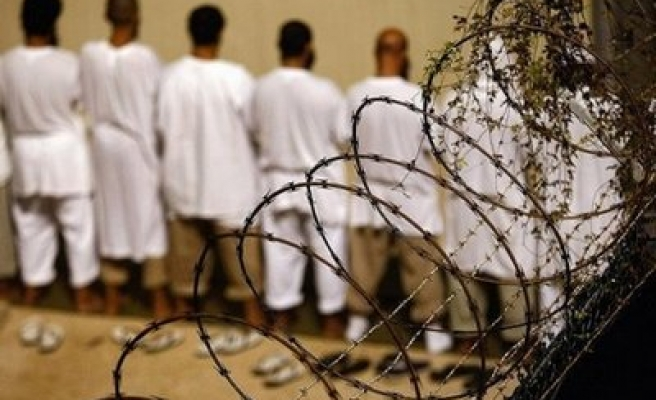 U.S. sends five Guantanamo prisoners to Kazakhstan