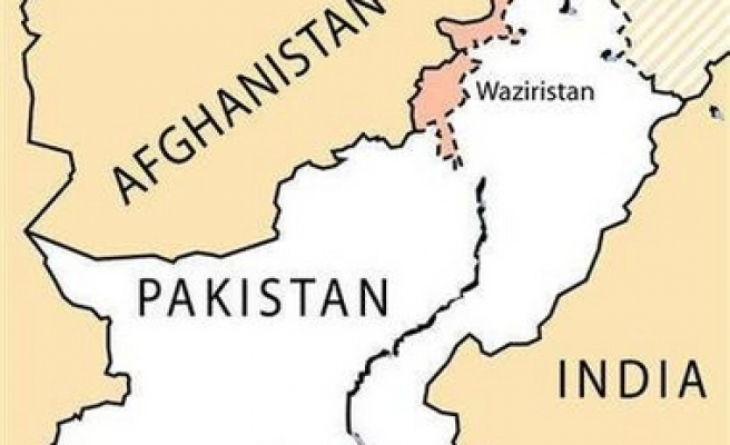 US media: Waziristan blast new US weapon