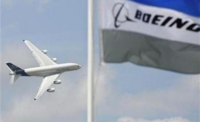 Boeing sees Turkey as key to Europe growth