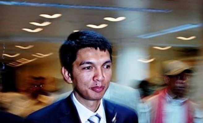 Madagascar's Rajoelina says will not run in election