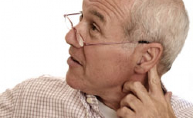 Hearing problems linked to increased dementia risk