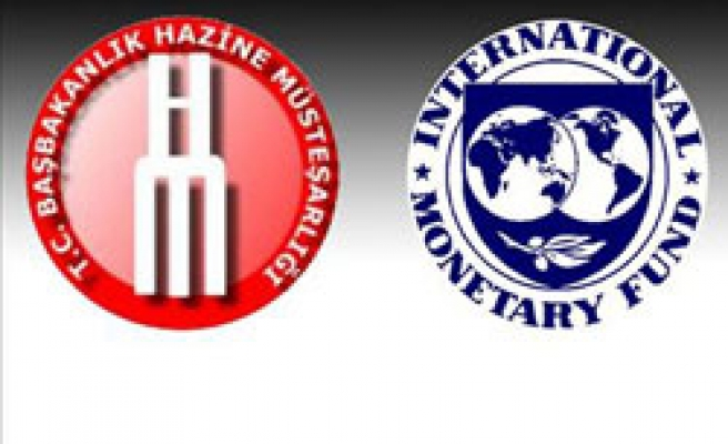 IMF team in Turkey for consultations