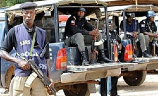 Four Lebanese hostages released in Nigeria -police