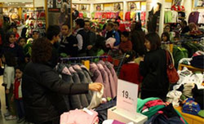 Turkey consumer confidence index up by 2.61 pc in Nov