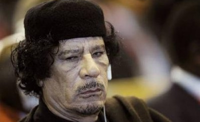 Libyan held on traffic charge after protest call