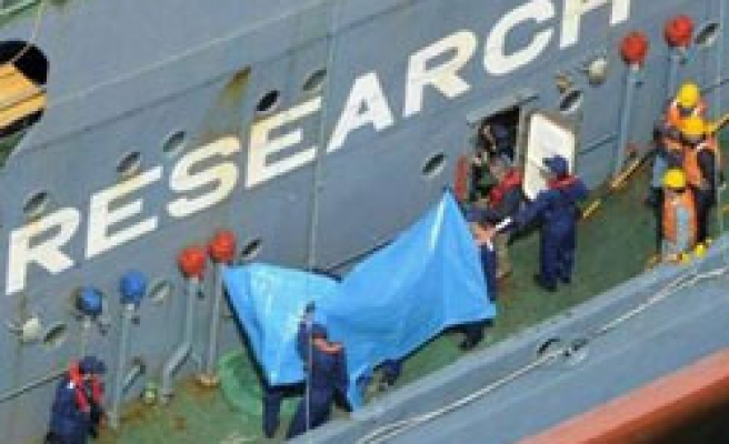Japan issues warrant for anti-whaling activist: Report