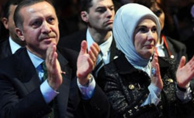 Turkish PM's wife to travel to Belgian capital