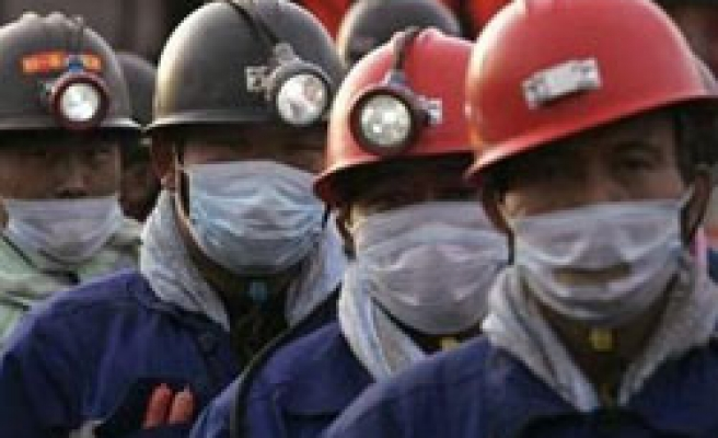 Deadly gas explosion in China coal mine