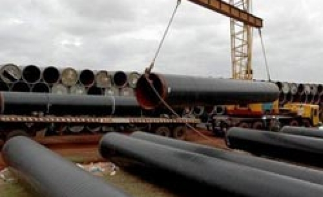 US sets 15.72 pct duty on drill pipe from China