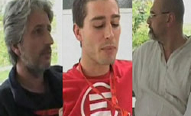Afghanistan frees 3 Italian workers after plot accusations