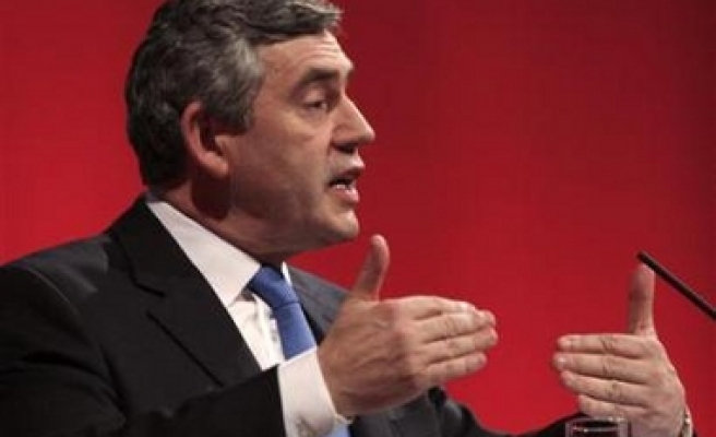 Brown to finally take PM mantle from Blair